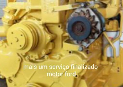 RECUPERACAO DE MOTOR CURITIBA